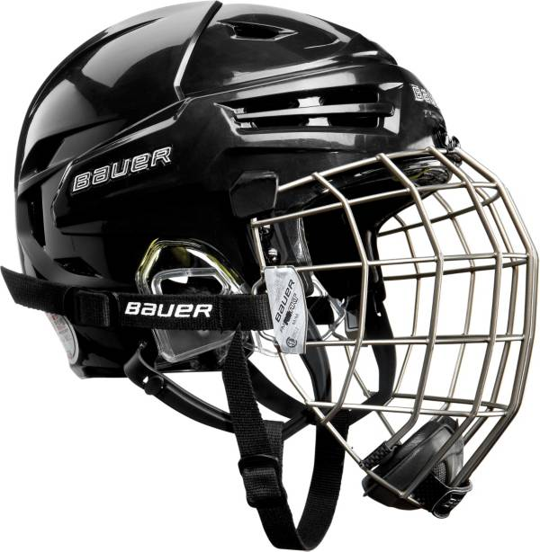 Bauer Youth RE-AKT 100 Ice Hockey Helmet Combo product image