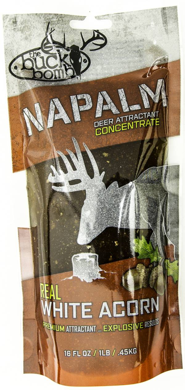 Buck Bomb White Acorn NAPALM Deer Attractant product image