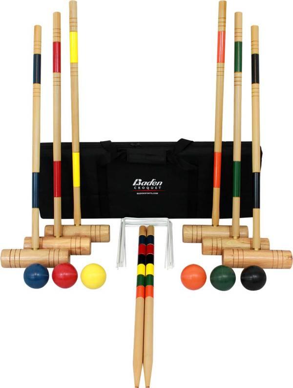 Baden Deluxe Series Croquet Set product image