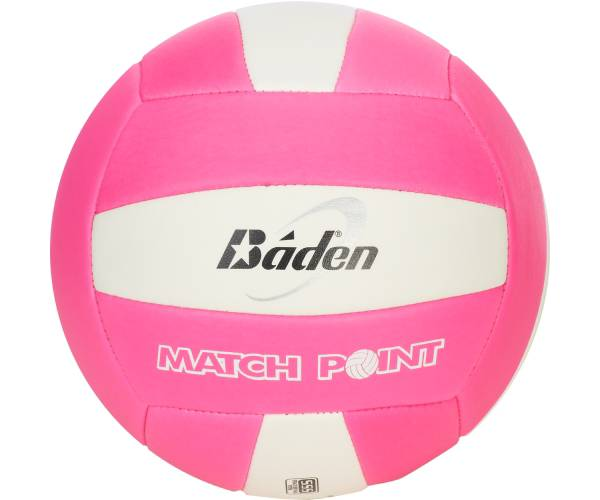 Baden Pink Match Point Outdoor Volleyball product image