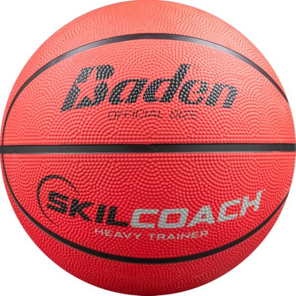"Baden SkilCoach Heavy Trainer Rubber Basketball (28.5"") product image"
