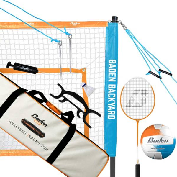 Baden Champions Volleyball Badminton Combo Set product image