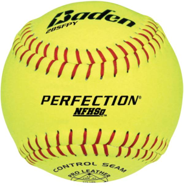 "Baden 12"" NFHS Perfection Series Fastpitch Softball product image"