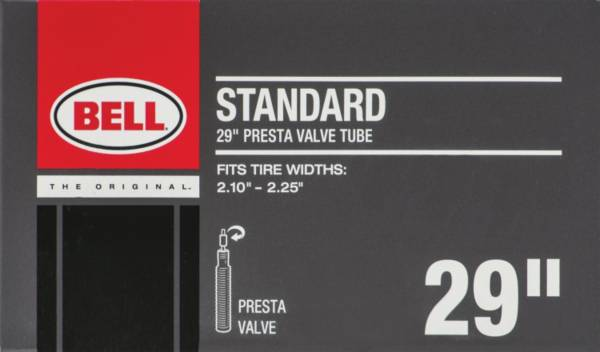 """Bell Standard Presta Valve 29"""" Bike Tube product image"""