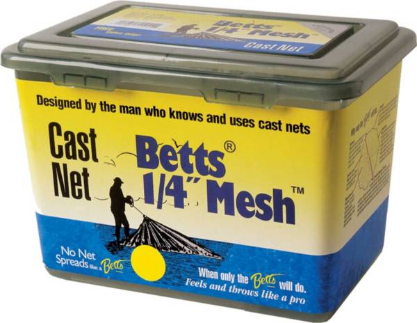 Betts 1/4'' Mesh Cast Net product image