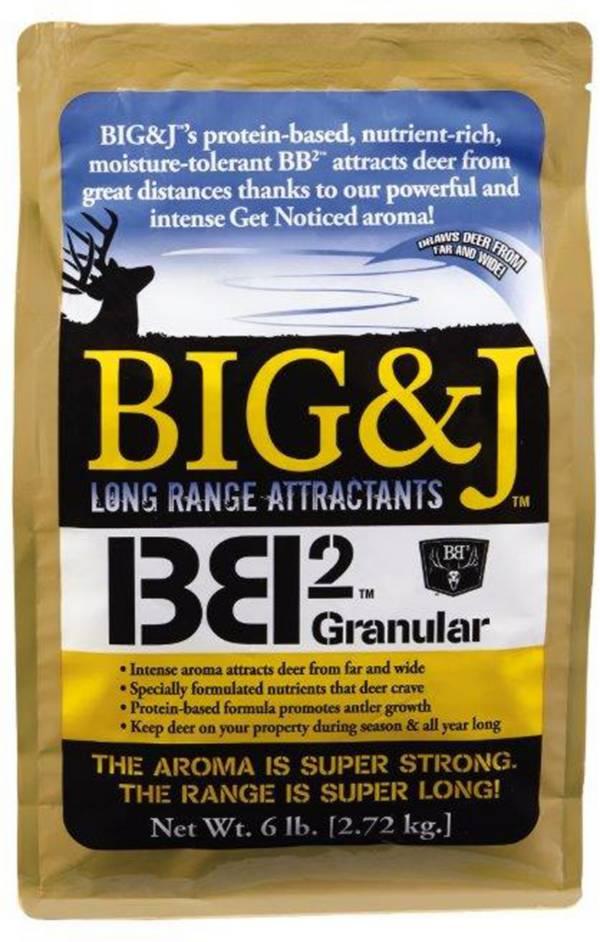 Big & J BB2 Granular Long Range Deer Attractant – 6lb Bag product image