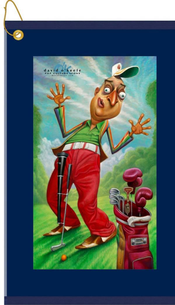 Bag Boy Al Czervik - A Tribute to Rodney Dangerfield Golf Towel product image