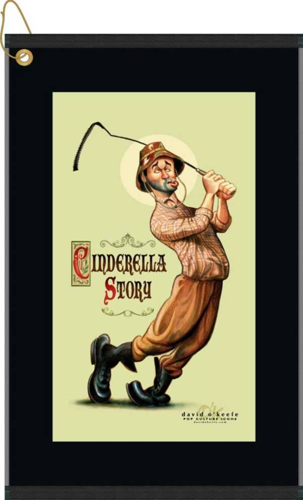 "Bag Boy Caddyshack ""Cinderella Story"" Golf Towel product image"