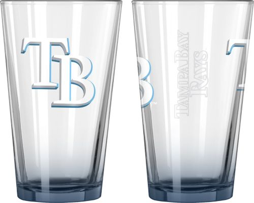 200c512b802a Boelter Tampa Bay Rays 16oz Elite Pint 2-Pack | DICK'S Sporting Goods