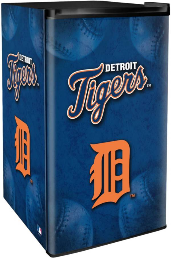 Boelter Detroit Tigers Counter Top Height Refrigerator product image