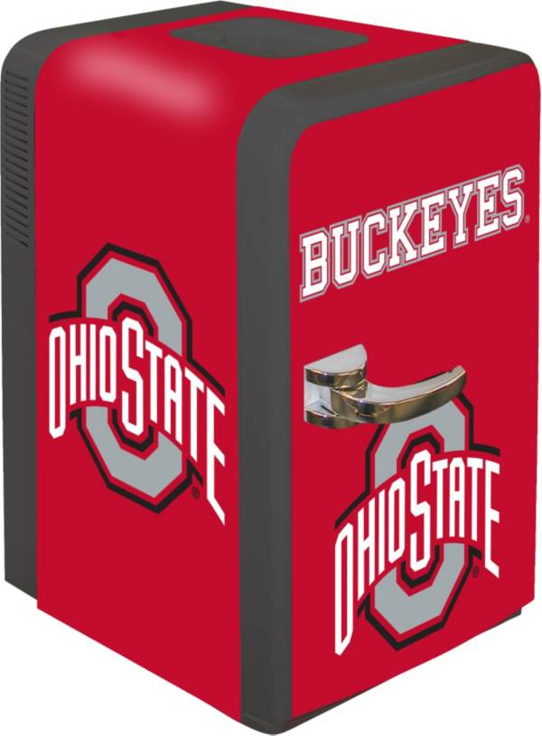 Boelter Ohio State Buckeyes 15q Portable Party Refrigerator product image