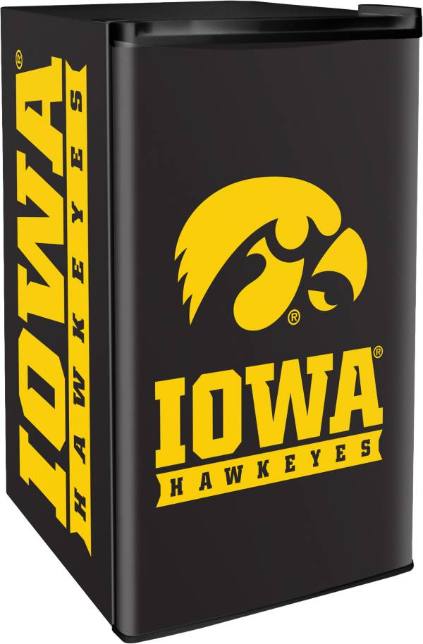 Boelter Iowa Hawkeyes Counter Top Height Refrigerator product image