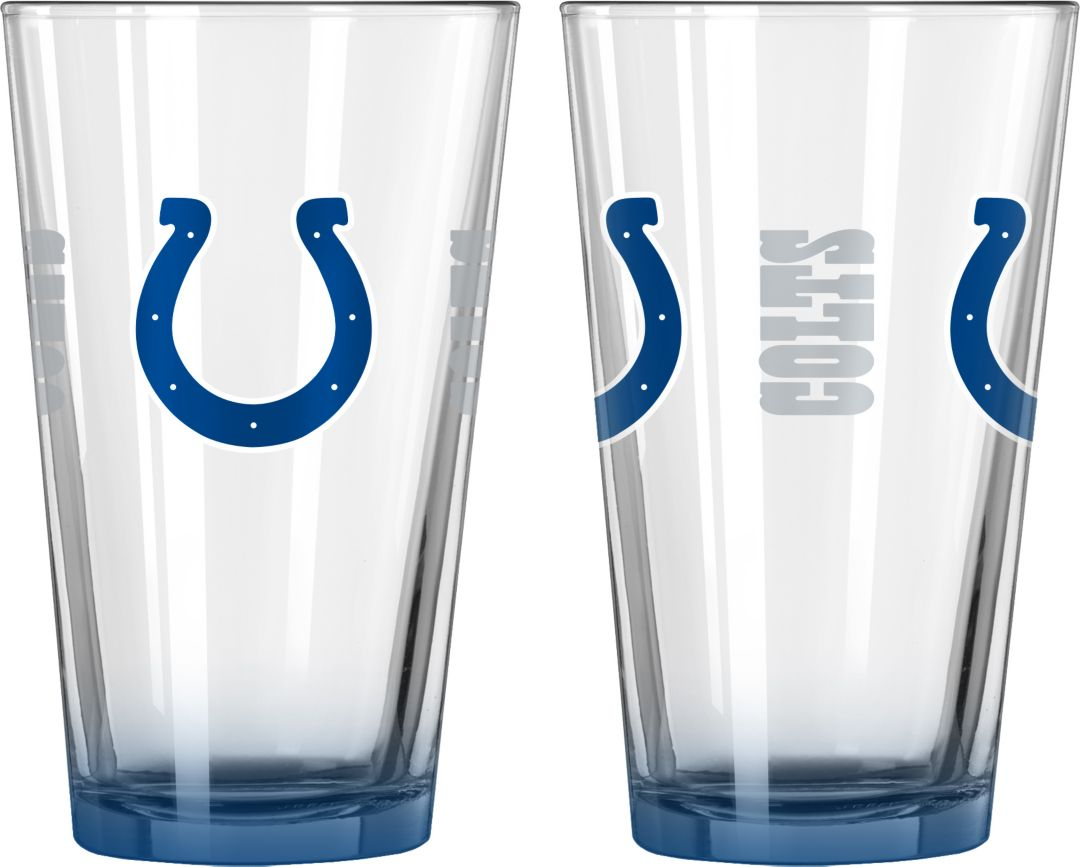 718be18c0836 Boelter Indianapolis Colts 16oz Elite Pint 2-Pack | DICK'S Sporting ...