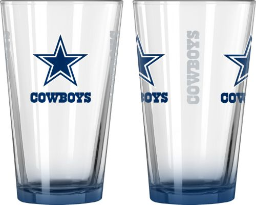 a99d5e99d2c6 Boelter Dallas Cowboys 16oz Elite Pint 2-Pack | DICK'S Sporting Goods