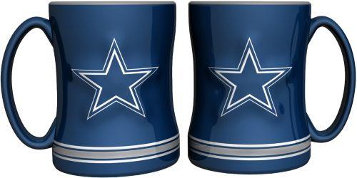 143558b8c Boelter Dallas Cowboys Relief 14oz Coffee Mug 2-Pack