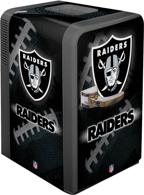 Boelter Las Vegas Raiders 15q Portable Party Refrigerator product image