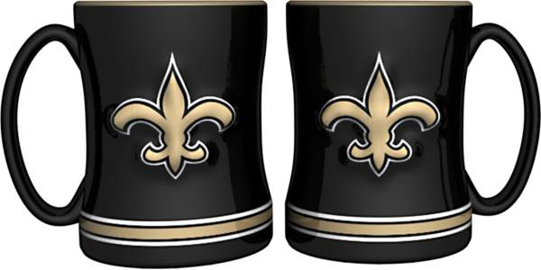 Boelter New Orleans Saints Relief 14oz Coffee Mug 2-Pack product image