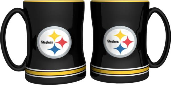Boelter Pittsburgh Steelers Relief 14oz Coffee Mug 2-Pack product image