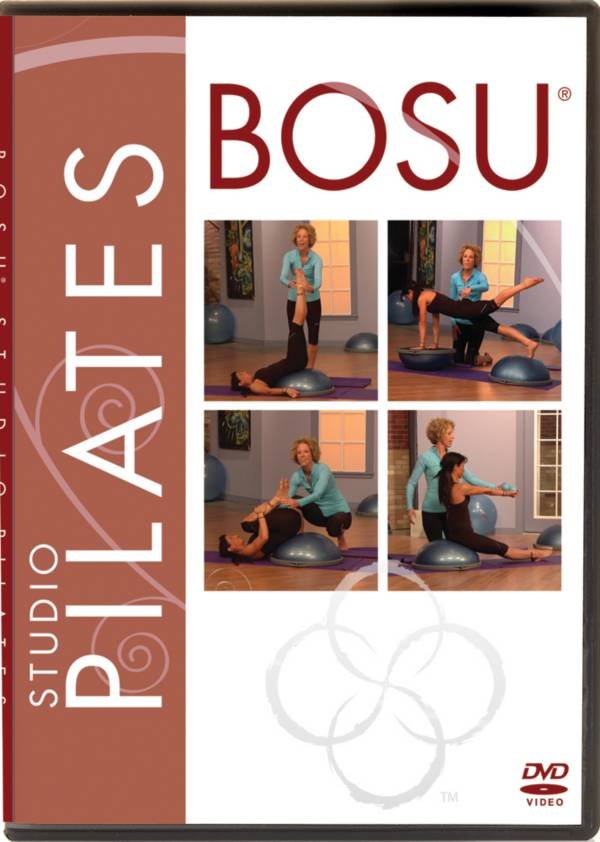 BOSU Studio Pilates DVD product image