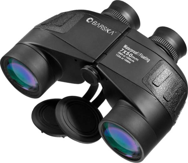 Barska 7x50 WP Floating Battalion Binoculars with Rangefinder product image