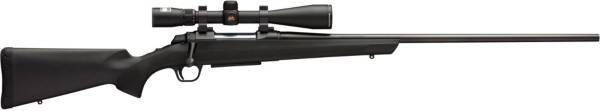 Browning AB3 Stalker Bolt-Action Rifle Package – Nikon 4-12x40 BDC Scope product image