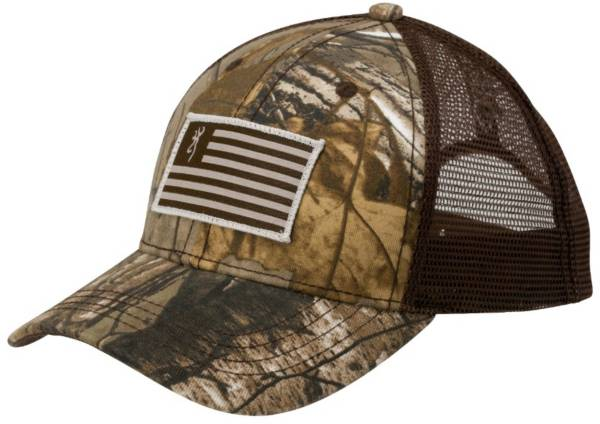 Browning Men's Patriot Mesh Back Camo Hat product image