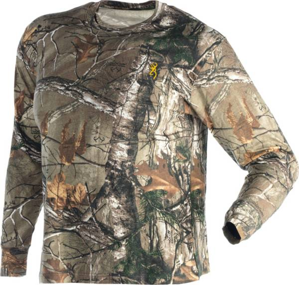 Browning Men's Wasatch Long Sleeve T-Shirt product image
