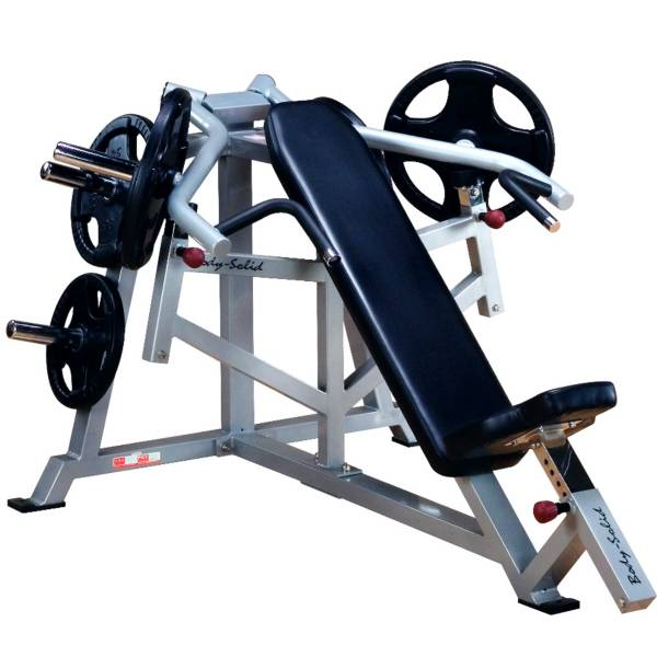 Body Solid Leverage LVIP Incline Bench product image