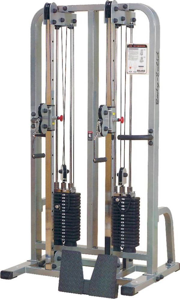 Body Solid Pro Clubline SDC2000G/1 Dual Cable Column Machine product image