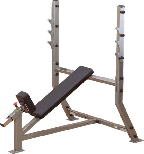 Body Solid Pro Clubline SIB359G Olympic Incline Weight Bench product image