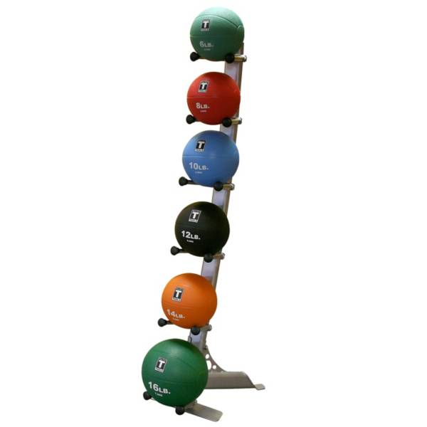 Body Solid Medicine Ball Rack product image