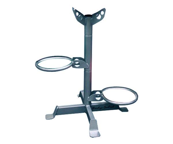 Body Solid GMR5 Medicine Ball Rack product image