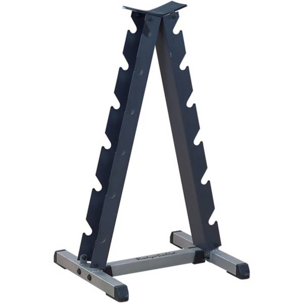 Body Solid GDR44 6 Pair Vertical Dumbbell Rack product image