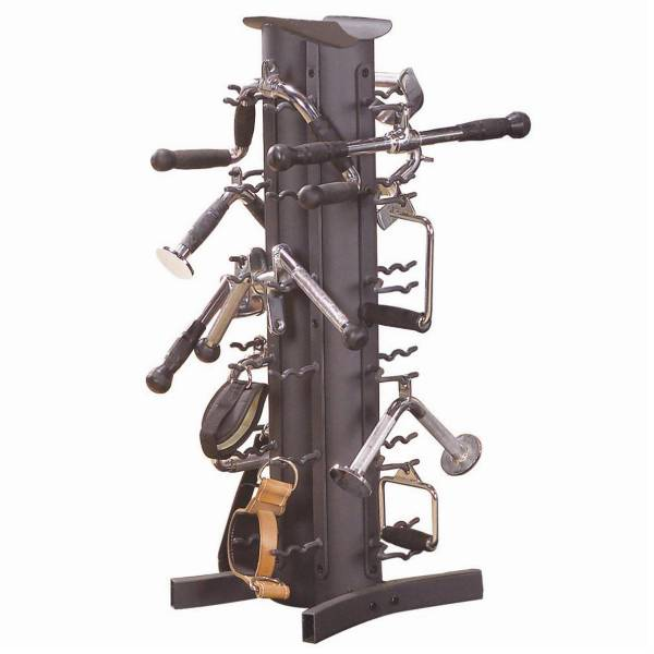 Body Solid VDRA30 Accessory Rack product image