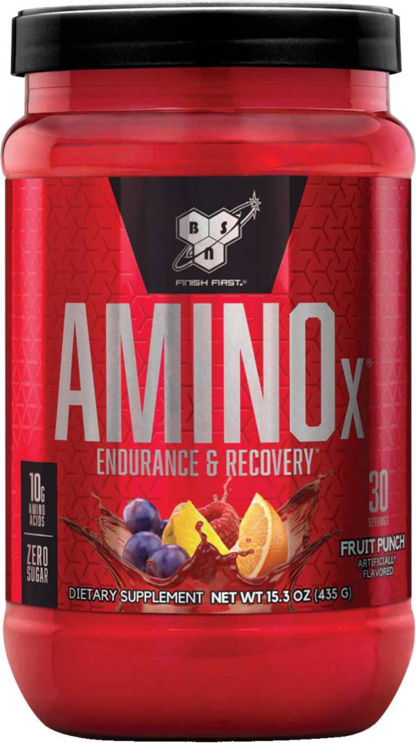 BSN AMINOx Fruit Punch 30 Servings product image