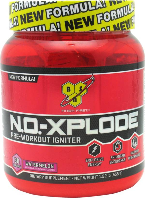 BSN N.O.-XPLODE Pre-Workout Watermelon 30 Servings product image
