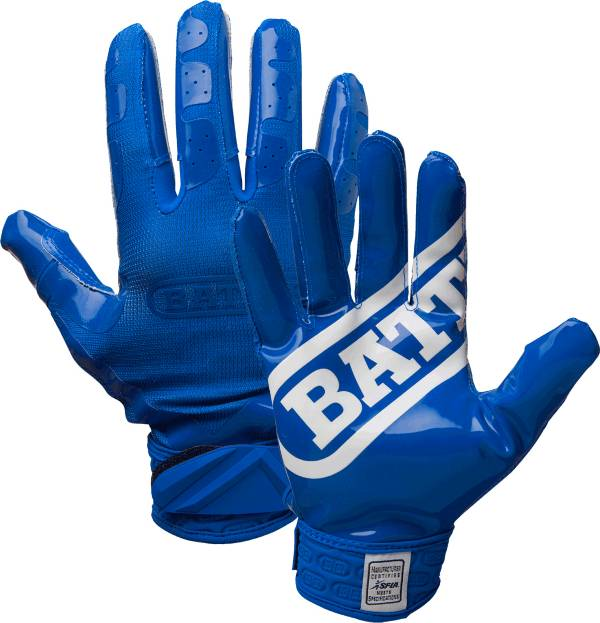 Battle DoubleThreat Adult Football Gloves product image