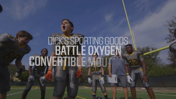 Battle Oxygen Convertible Mouthguard | DICK'S Sporting Goods