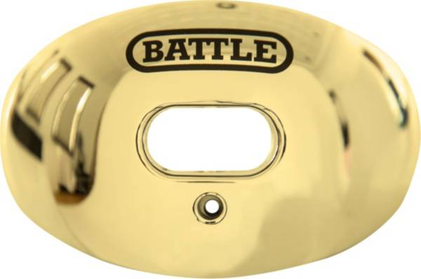 Battle Sports Science Adult Chrome Oxygen Lip Guard product image