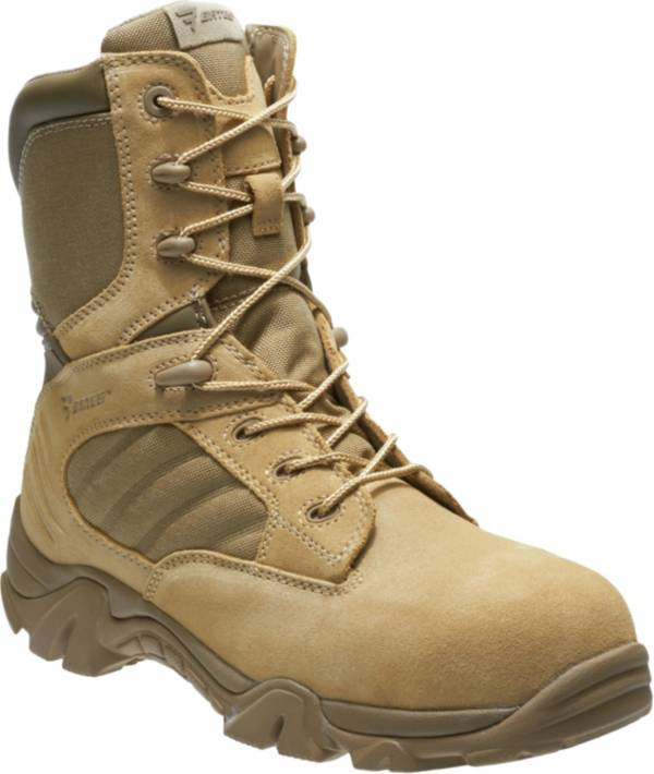 "Bates Men's GX-8 8"" Composite Toe Side Zip Work Boots product image"