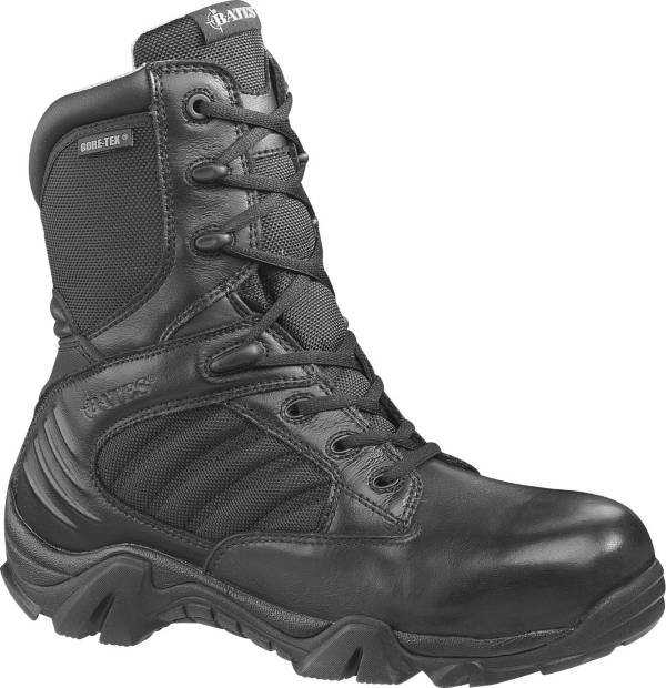Bates Men's GX-8 8'' GORE-TEX Composite Toe Side Zip Tactical Boots product image
