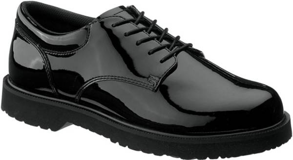 Bates Men's High Gloss Duty Oxford Shoes product image