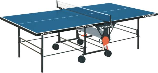 Butterfly Playback Rollaway Indoor Table Tennis Table product image