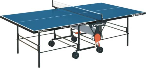 Butterfly Outdoor Playback Rollaway Table Tennis Table product image