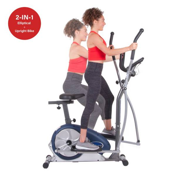 Body Champ 2-in-1 Cardio Dual Trainer product image