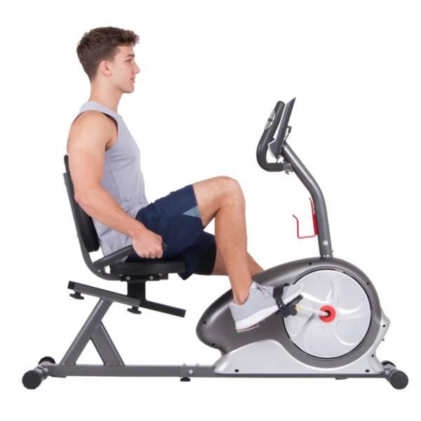 Body Champ Magnetic Recumbent Exercise Bike product image