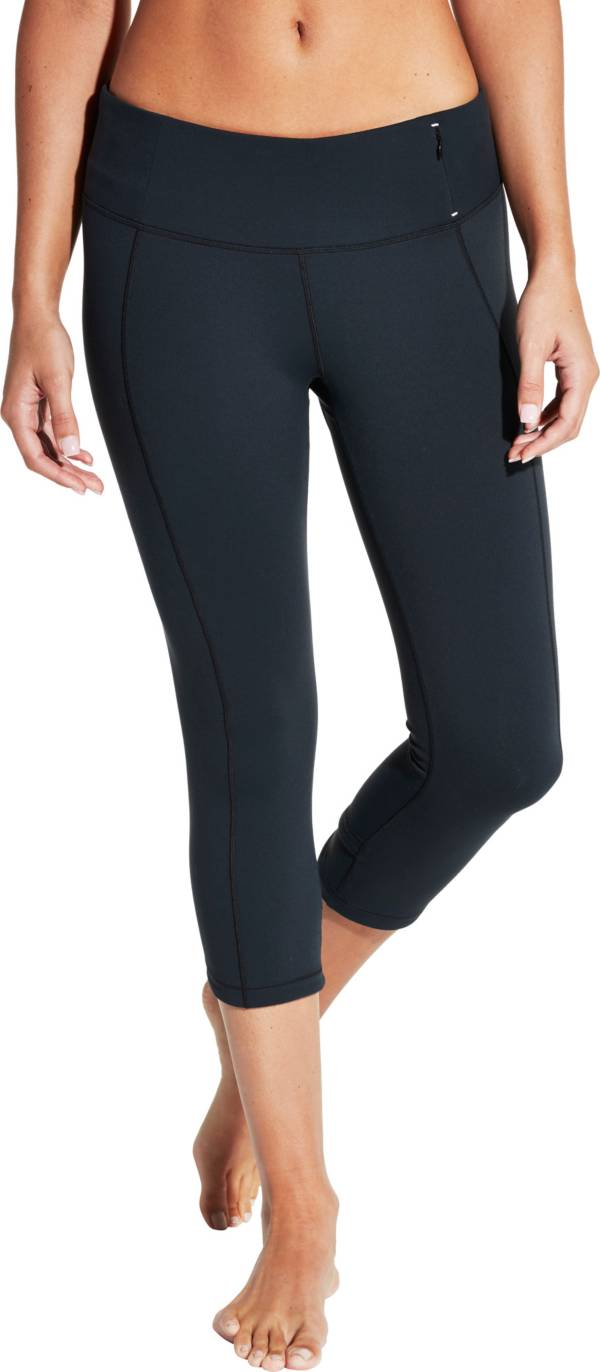 CALIA by Carrie Underwood Women's Essential Crossover Fitted Capris product image
