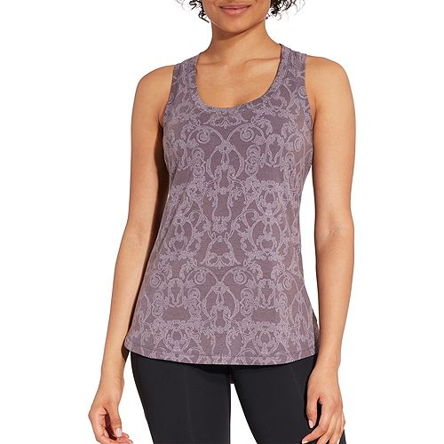 947e503a9fb0 CALIA by Carrie Underwood Women's Everyday Printed Tank Top ...