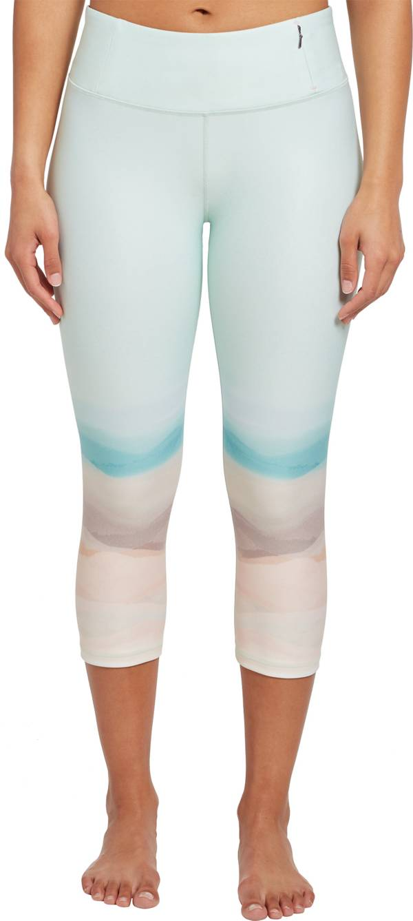 CALIA by Carrie Underwood Women's Essential Tight Fit Printed Capris product image