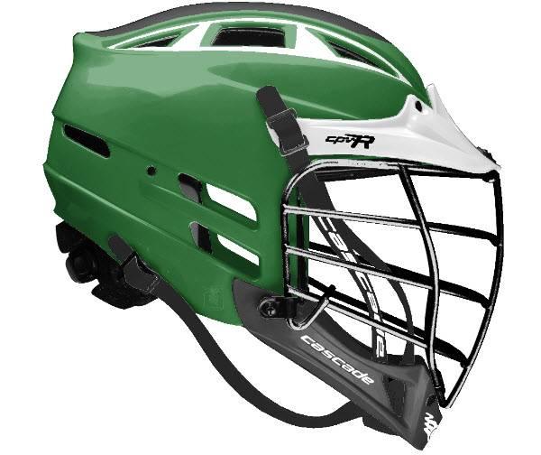 Cascade Custom CPV-R Lacrosse Helmet w/ Black Mask product image